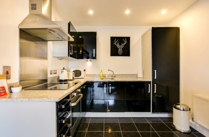 Apartment in The Thames, Canary Wharf - 4