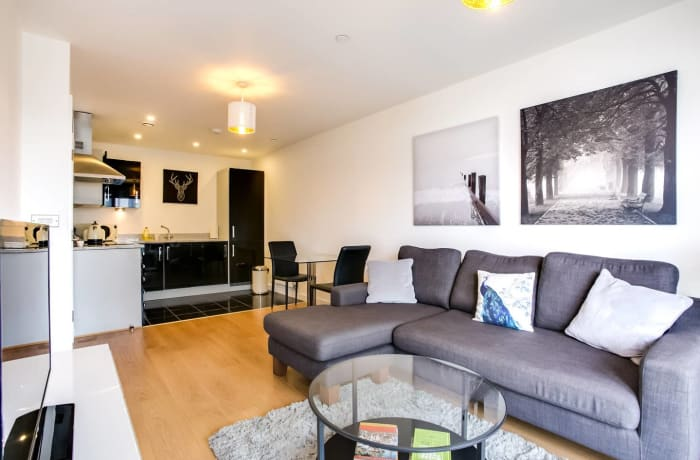 Apartment in The Thames, Canary Wharf - 18