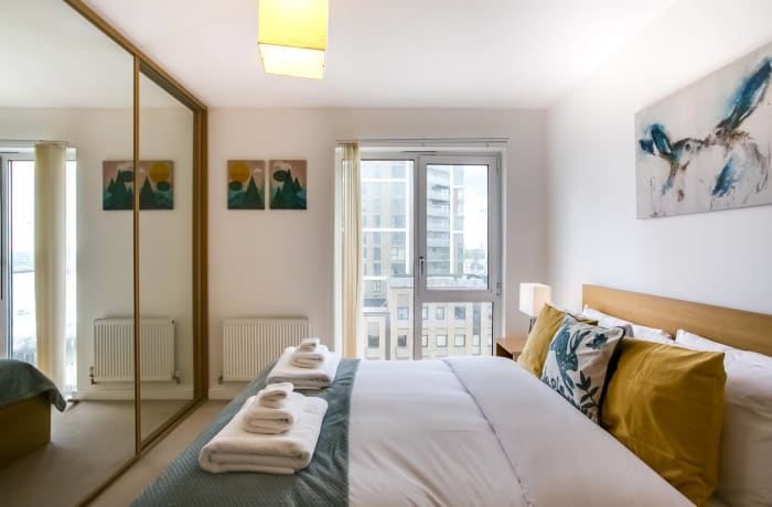 Apartment in The Thames, Canary Wharf - 9