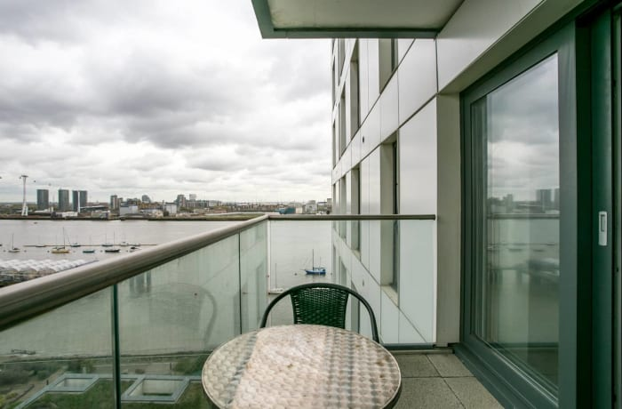 Apartment in The Thames, Canary Wharf - 15