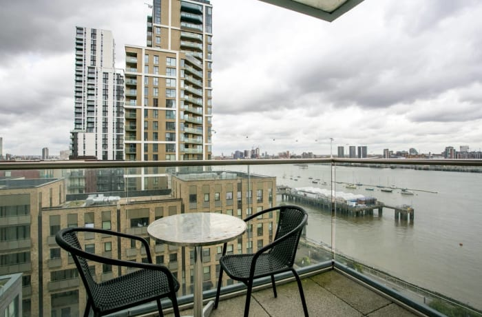 Apartment in The Thames, Canary Wharf - 14