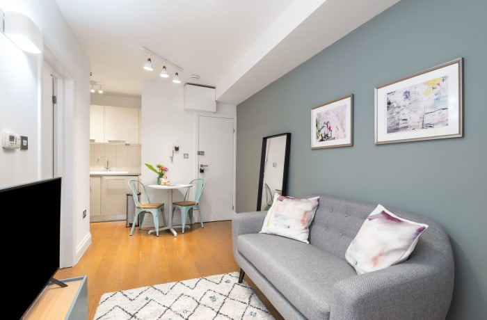 Apartment in Lena Gardens 1B, Hammersmith - 1