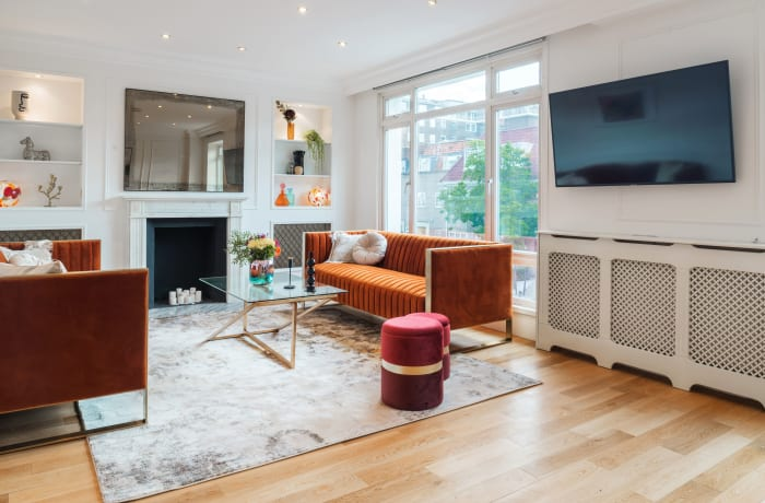 Apartment in Marble Arch, Hyde Park - 3