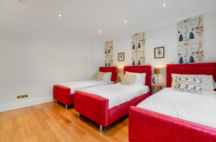 Apartment in Marble Arch, Hyde Park - 9
