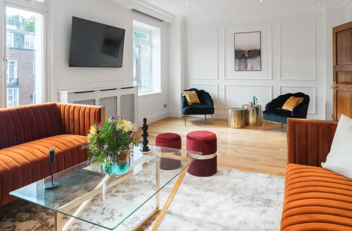 Apartment in Marble Arch, Hyde Park - 2