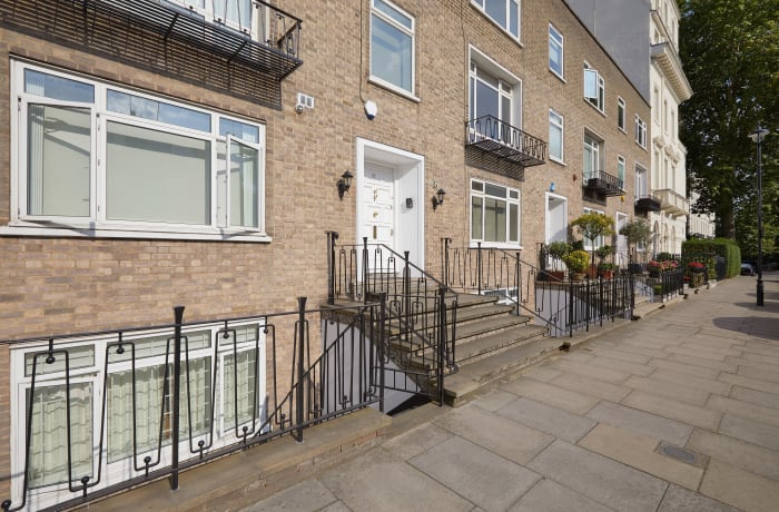 Apartment in Marble Arch, Hyde Park - 24