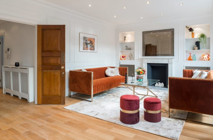 Apartment in Marble Arch, Hyde Park - 1