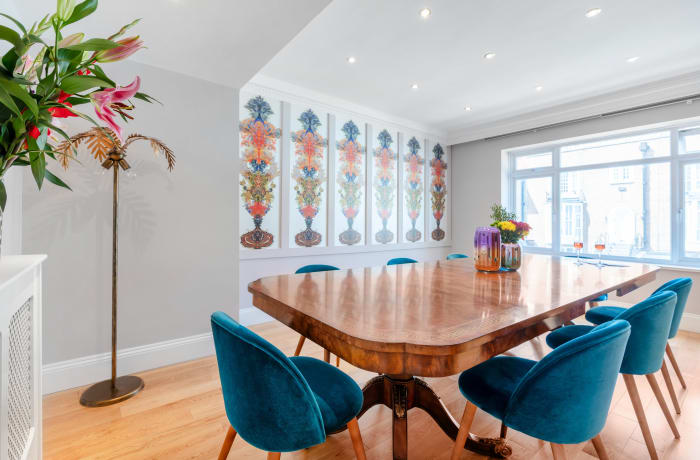 Apartment in Marble Arch, Hyde Park - 5