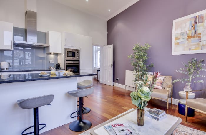 Apartment in Lexham Gardens III, Kensington - 3