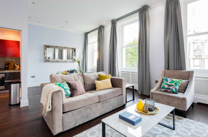 Apartment in Lancaster Gate IV, Lancaster Gate - 2