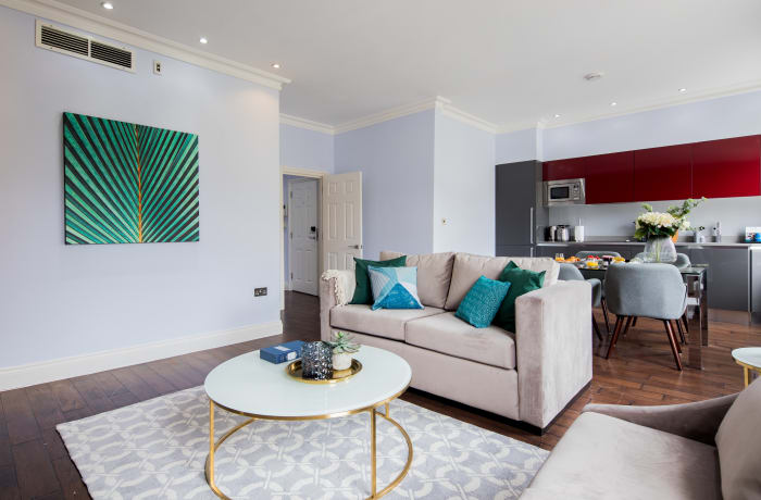 Apartment in Lancaster Gate V, Lancaster Gate - 2