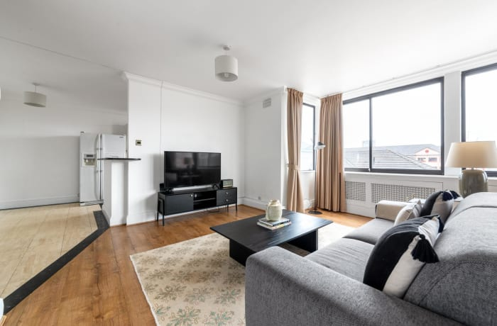 Apartment in Park Road, Marylebone - 0