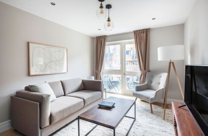 Apartment in Hoxton Square, Shoreditch - 1