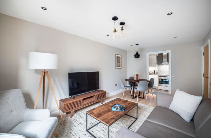 Apartment in Hoxton Square, Shoreditch - 2