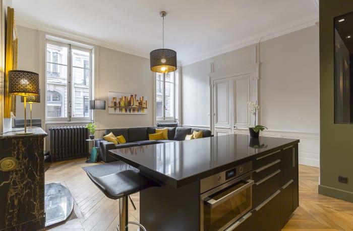 Apartment in Sala, Bellecour - Hotel Dieu - 13