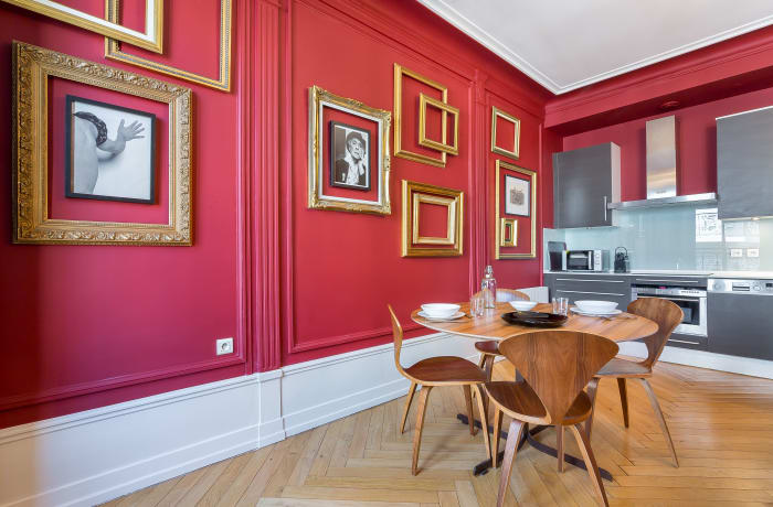 Apartment in Carnot, Cordeliers - Jacobins - 16