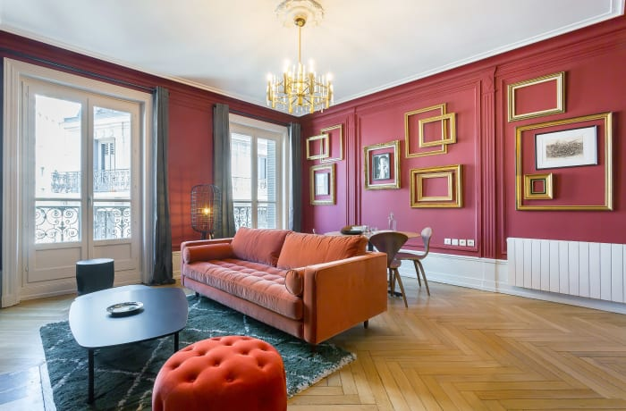 Apartment in Carnot, Cordeliers - Jacobins - 12