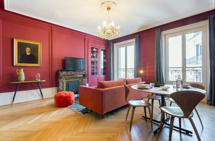 Apartment in Carnot, Cordeliers - Jacobins - 1