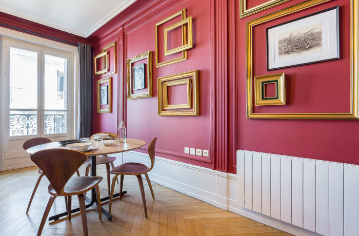 Apartment in Carnot, Cordeliers - Jacobins - 18