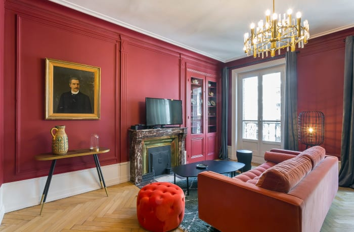 Apartment in Carnot, Cordeliers - Jacobins - 17