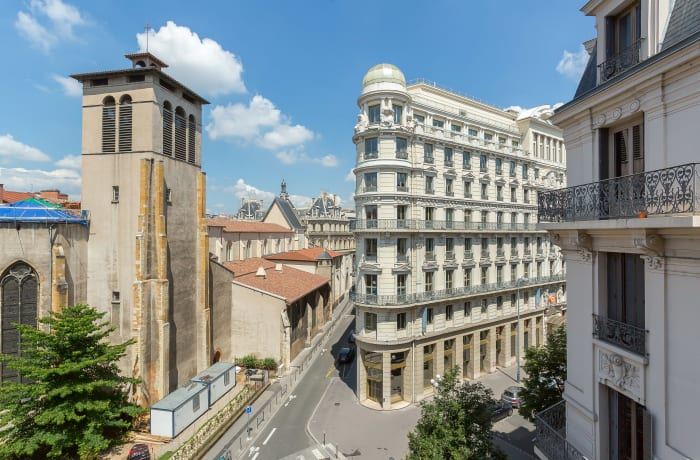 Apartment in Carnot, Cordeliers - Jacobins - 13