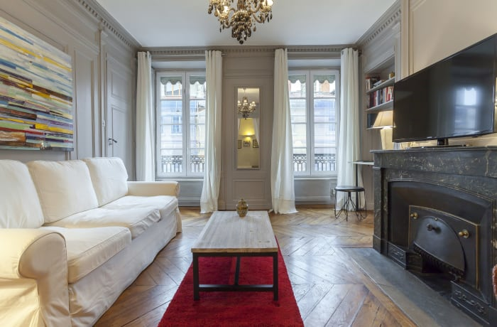 Apartment in Colombe, Cordeliers - Jacobins - 2