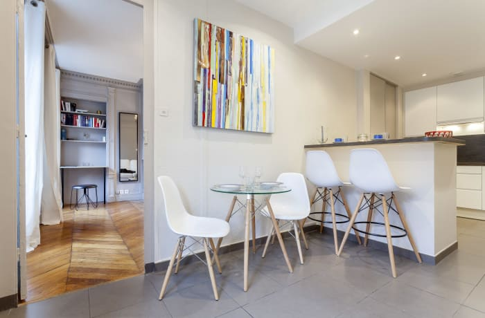Apartment in Colombe, Cordeliers - Jacobins - 6