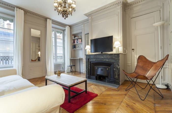 Apartment in Colombe, Cordeliers - Jacobins - 1
