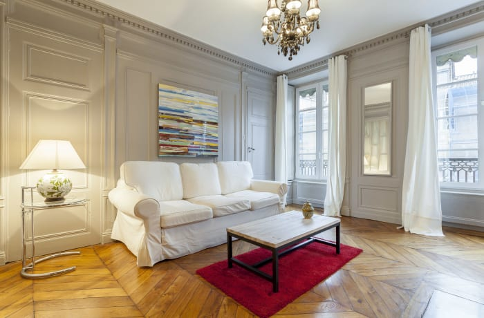 Apartment in Colombe, Cordeliers - Jacobins - 15