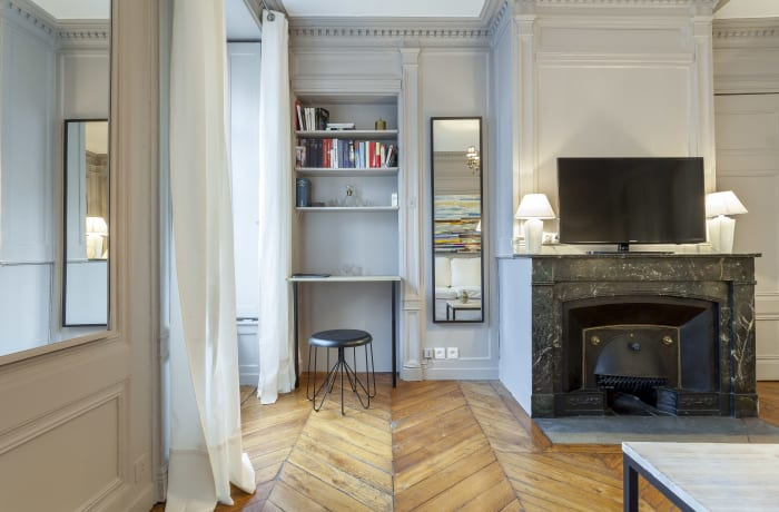 Apartment in Colombe, Cordeliers - Jacobins - 17