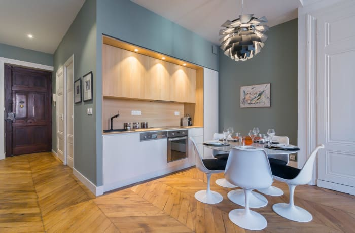 Apartment in Confort, Cordeliers - Jacobins - 35