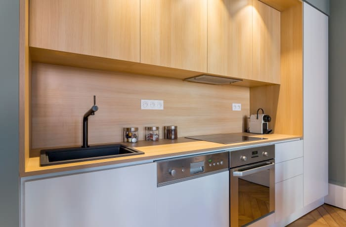 Apartment in Confort, Cordeliers - Jacobins - 5