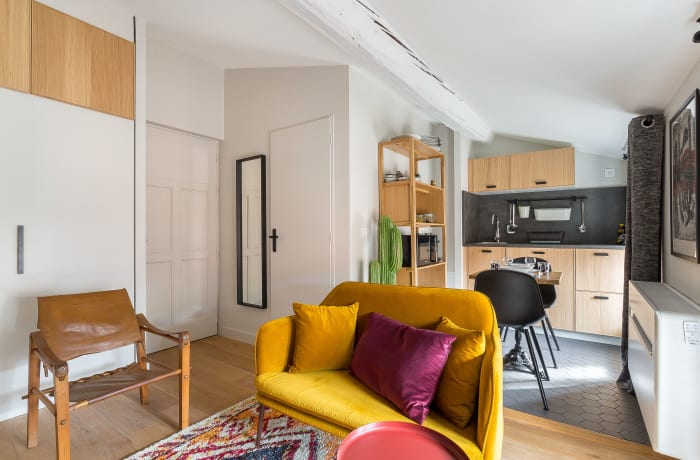 Apartment in Moliere, Moliere - Edgard Quinet - 5