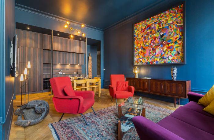 Apartment in Blue Dream, Pentes de la Croix Rousse - 3