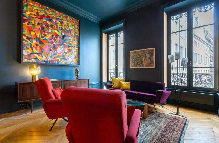Apartment in Blue Dream, Pentes de la Croix Rousse - 4