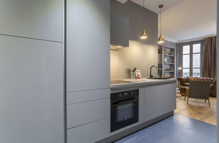 Apartment in Curiosite, Pentes de la Croix Rousse - 44