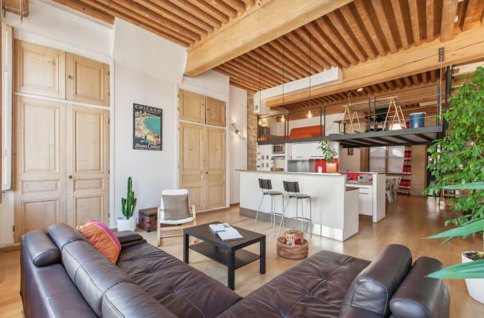 Apartment in Lanterne Chic, Pentes de la Croix Rousse - 3