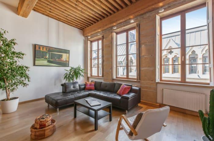 Apartment in Lanterne Chic, Pentes de la Croix Rousse - 1