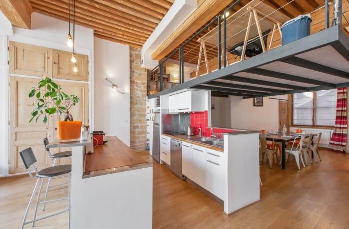 Apartment in Lanterne Chic, Pentes de la Croix Rousse - 7