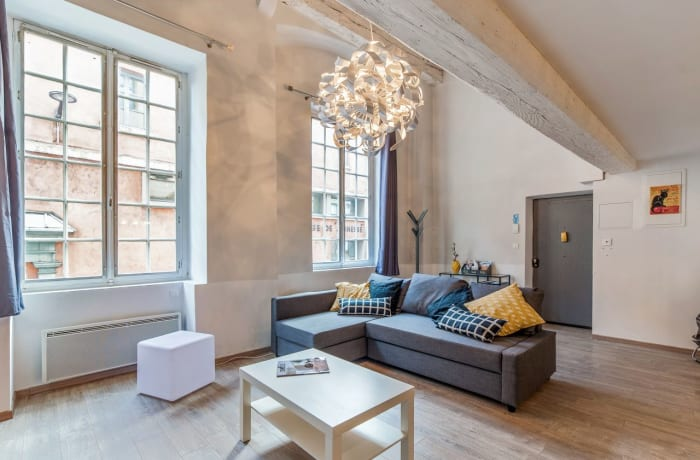 Apartment in The Loft, St-Georges - 2