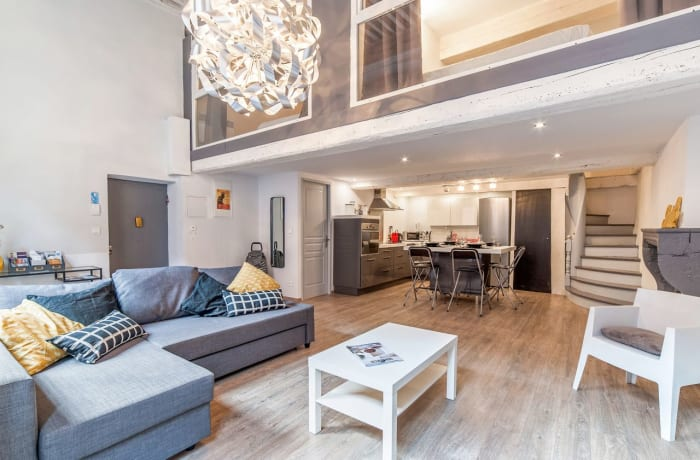 Apartment in The Loft, St-Georges - 1