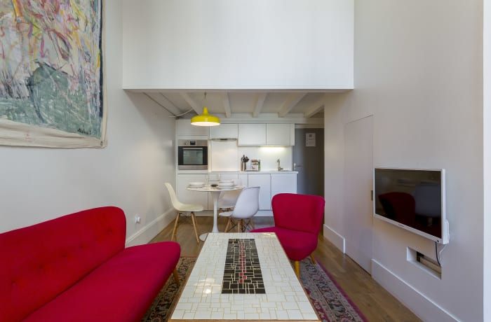 Apartment in Opera Mineur, Terreaux - Bat dargent - 5