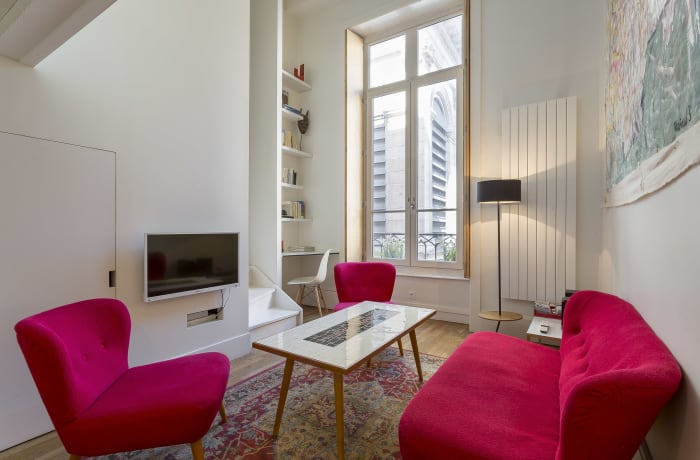Apartment in Opera Mineur, Terreaux - Bat dargent - 1