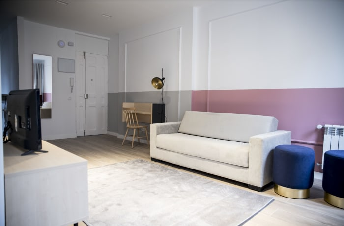 Apartment in Atocha 1C, Atocha - 1
