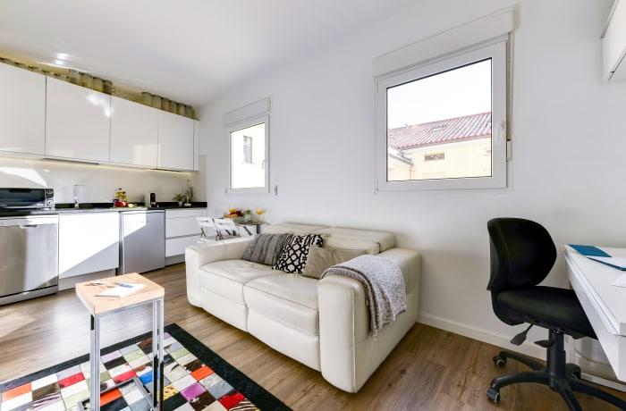 Apartment in Studio Opera, Callao - 1