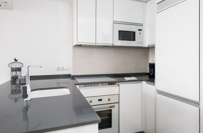 Apartment in Ares I, Chamartin - 14