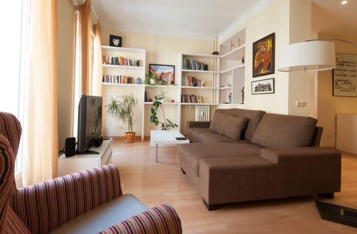 Apartment in Chamberi Scene, Chamberi - 1