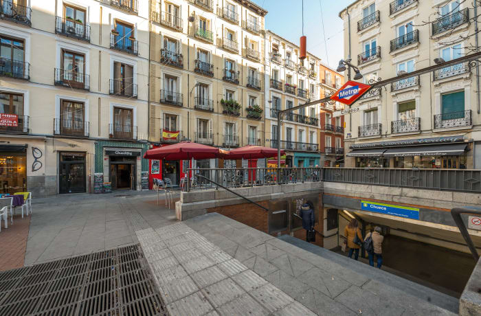 Apartment in Belen, Chueca - 17