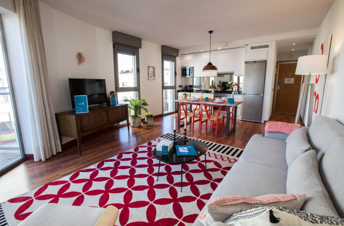 Apartment In Don Pedro 4B, La Latina   2