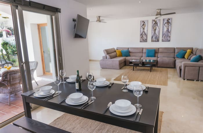 Apartment in Casa Le Village, Nueva Andalucia - 4